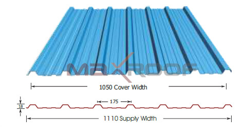 Wall Cladding & Roofing suppliers